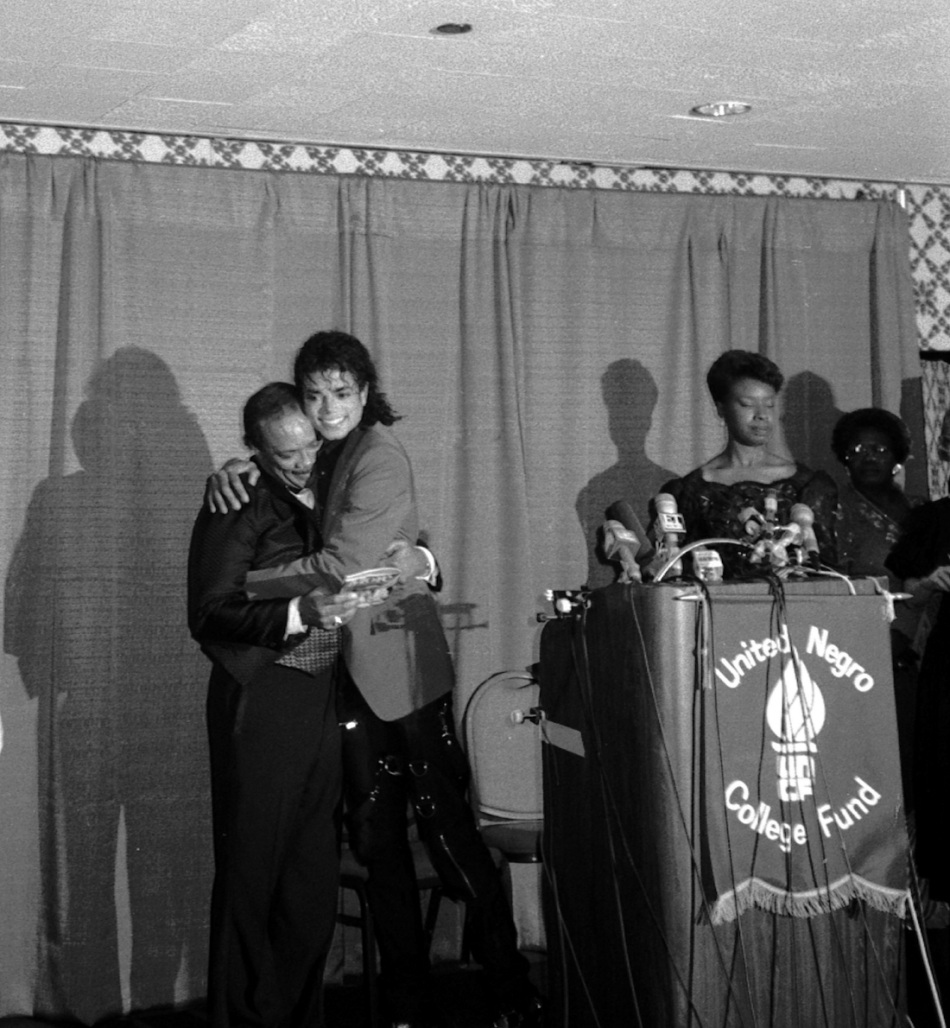 Negro College Fund Awards 1988 16-2