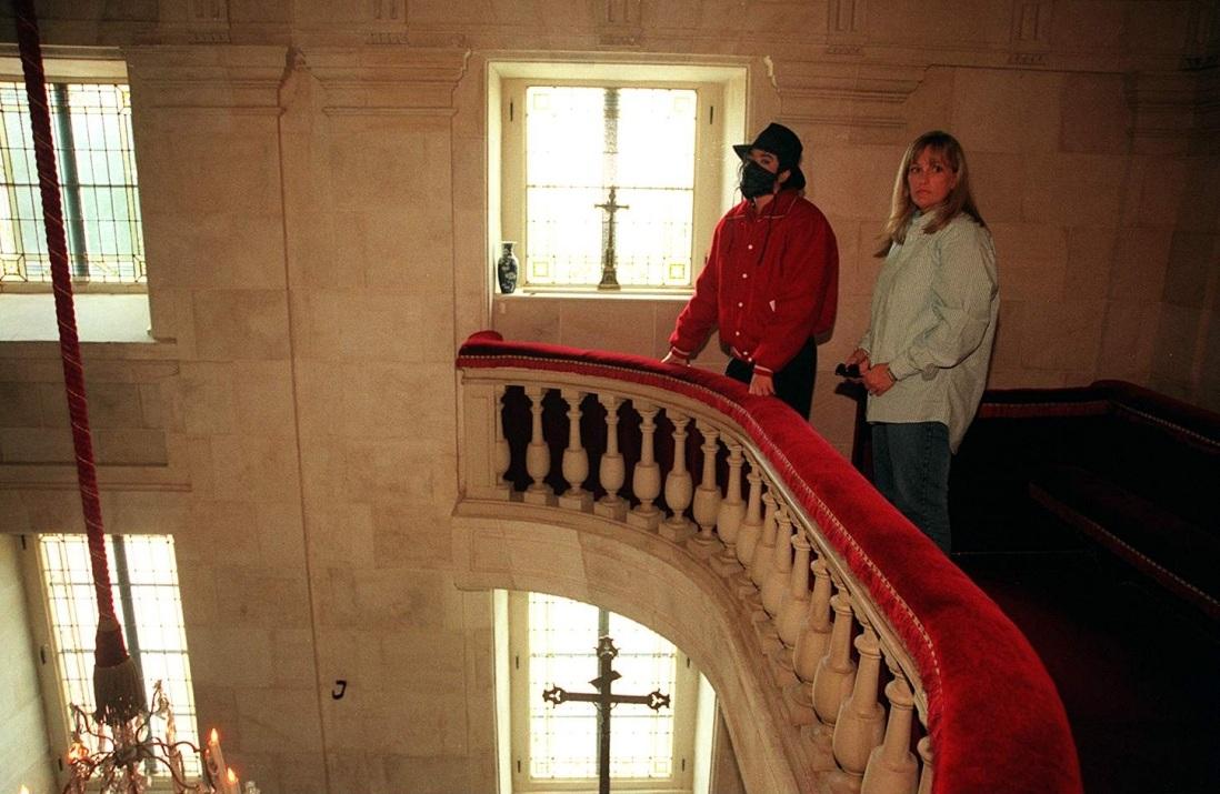 """Guía turística: """"Conocí a MJ en un castillo en 1997"""" 4-47"""