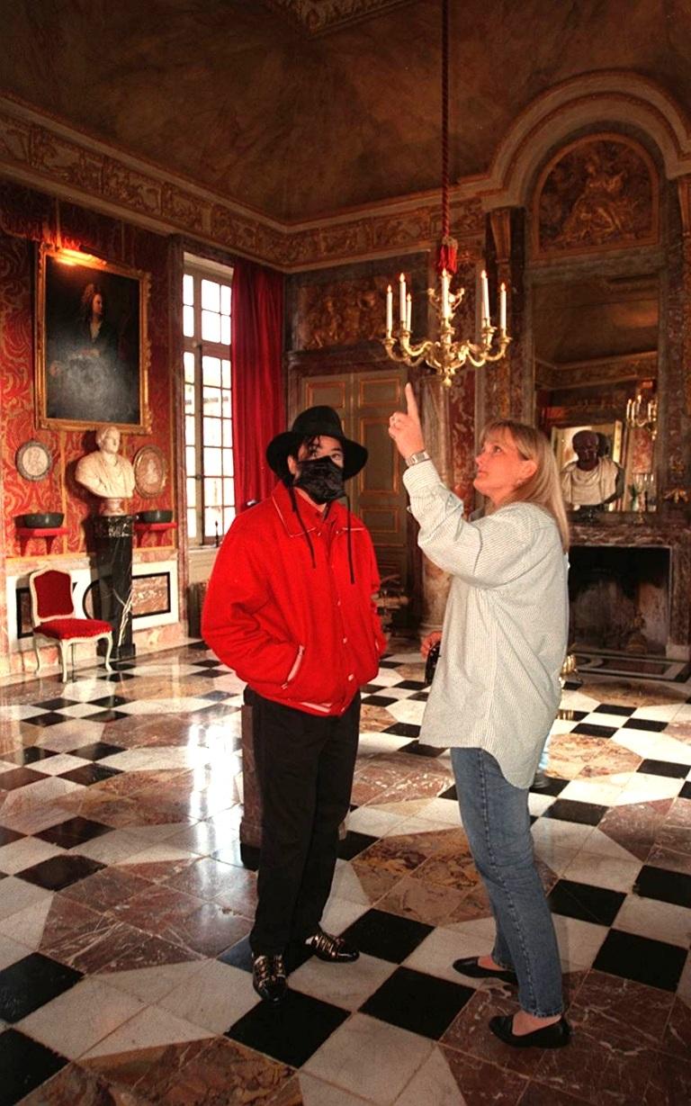 """Guía turística: """"Conocí a MJ en un castillo en 1997"""" 5-44"""