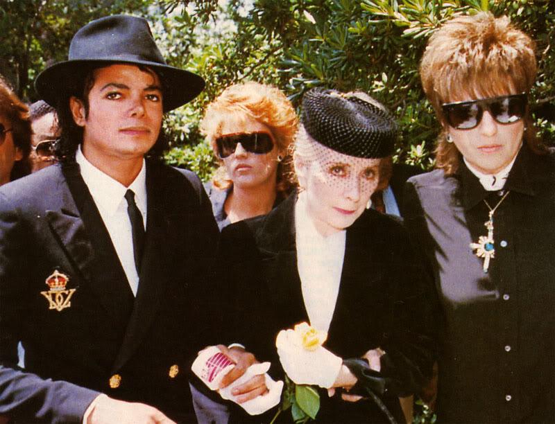 1986 Vincente Minnelli FuneralGroup 88