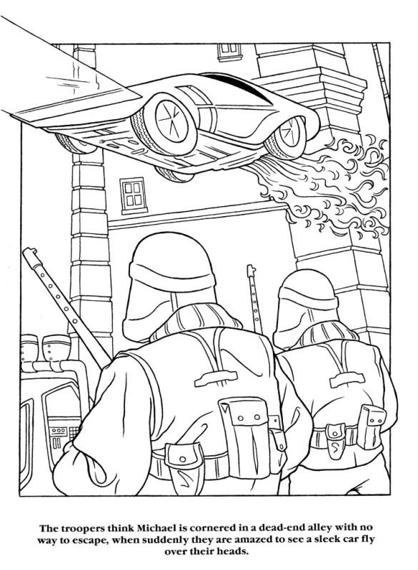 Moonwalker Coloring Book MJMoonwalkerCB19