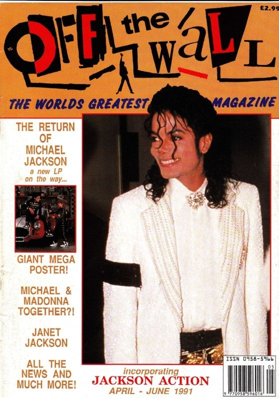 Off The Wall Issue 13- April-June 1991 OffTheWallIssue1301