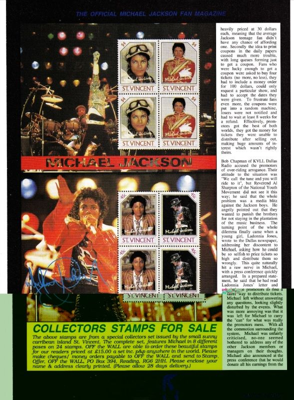 Off The Wall Issue 13- April-June 1991 OffTheWallIssue1327