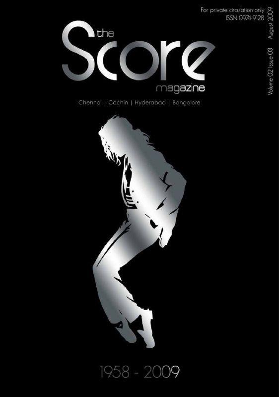 The Score 2009 TheScore200901