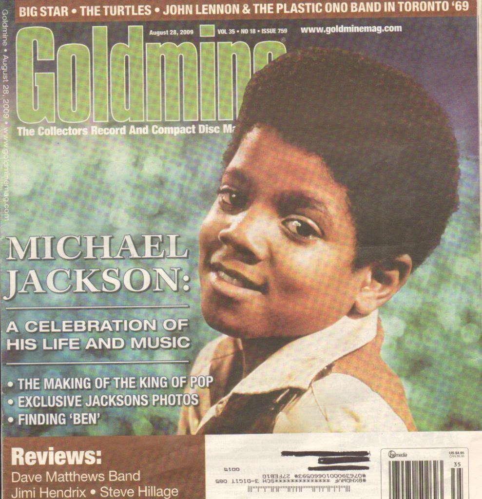 Goldmine August 28, 2009 1