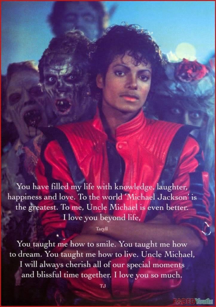 Michael Jackson Memorial Program Book Michaeljackson11