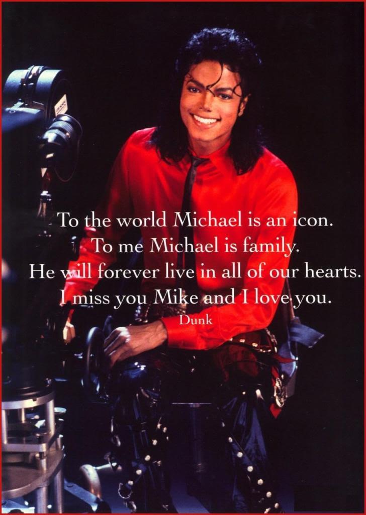 Michael Jackson Memorial Program Book Michaeljackson2
