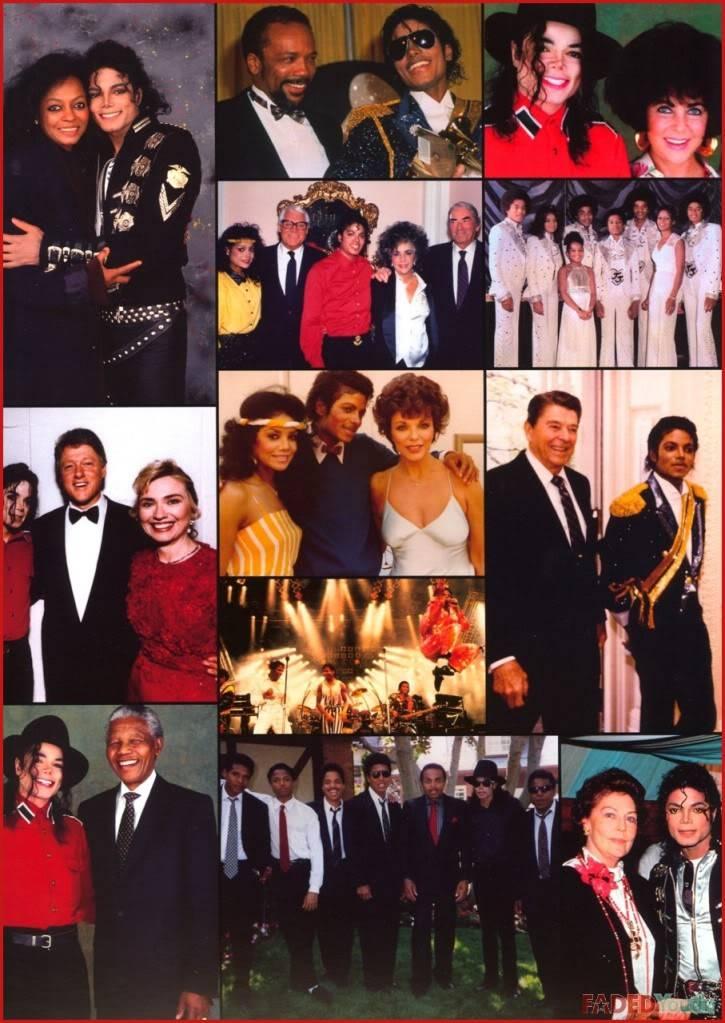 Michael Jackson Memorial Program Book Michaeljackson7