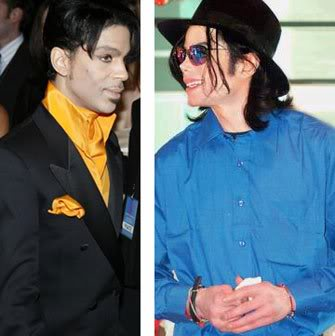 Michael Jackson & Prince - Was the rivalry real? 03-68