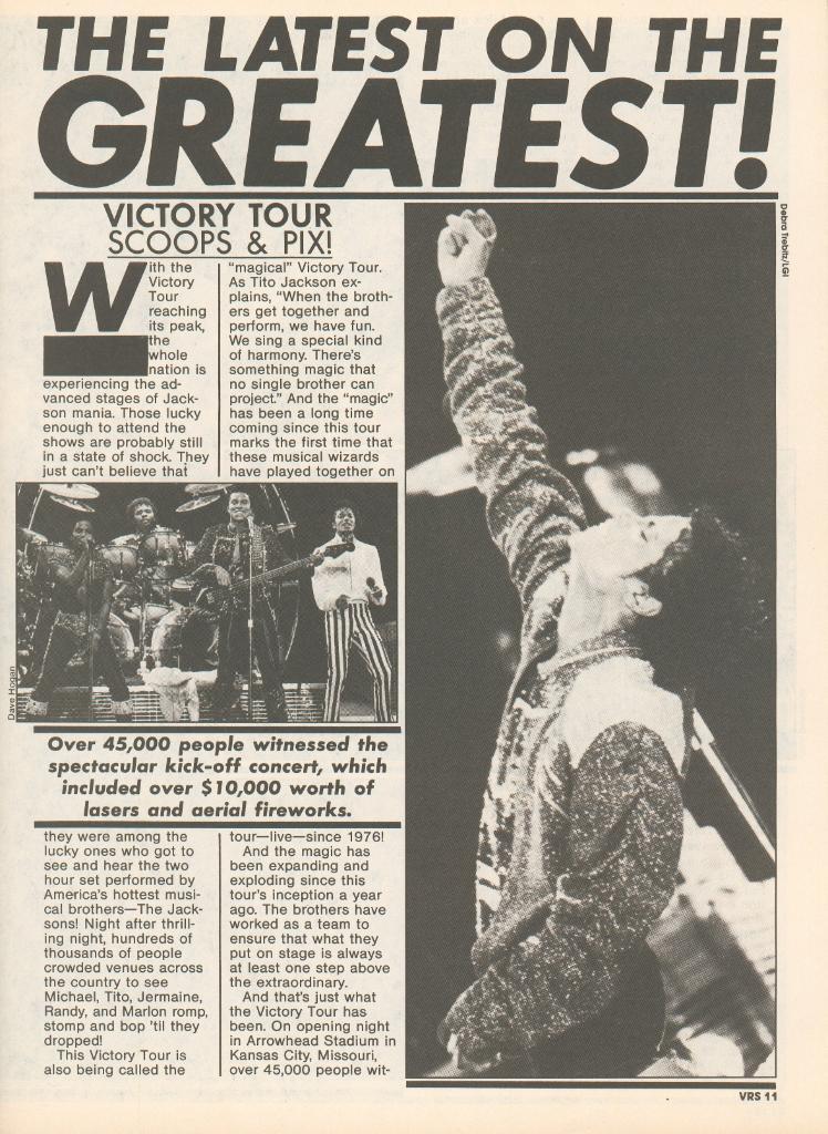 Video Rock Stars October-November 1984 1-17