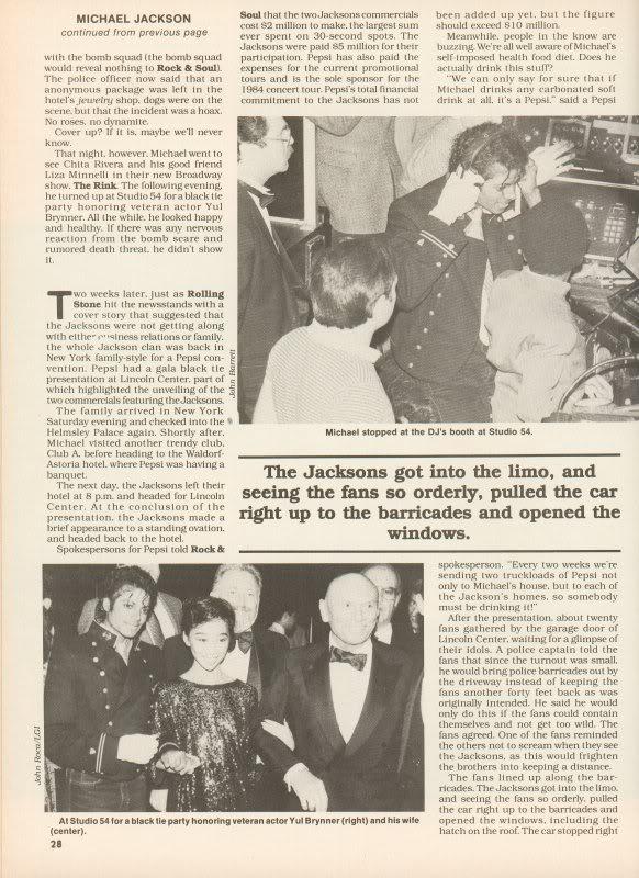 Rock & Soul August 1984 5-10