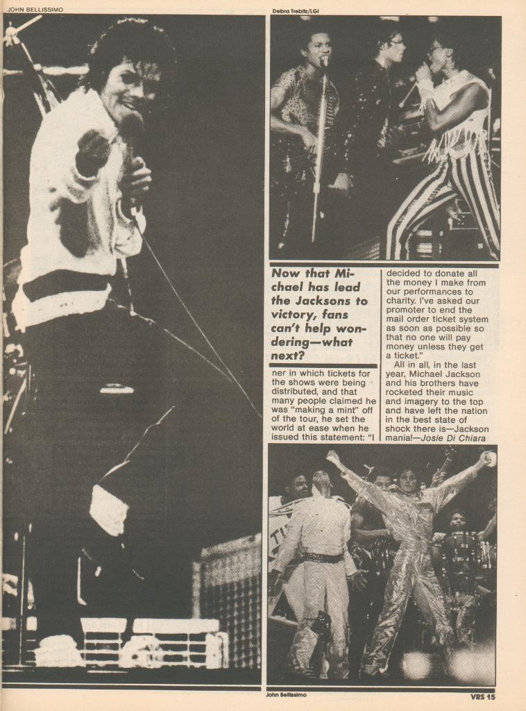 Video Rock Stars October-November 1984 5-9