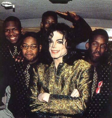 Michael's Favorite Musicians 02-18