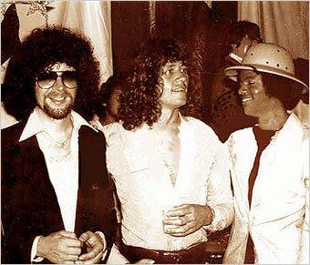 Michael's Favorite Musicians ELOMJJ