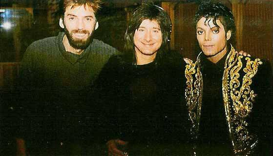 Michael's Favorite Musicians MJKennyLogginsandStevePerry_jpg