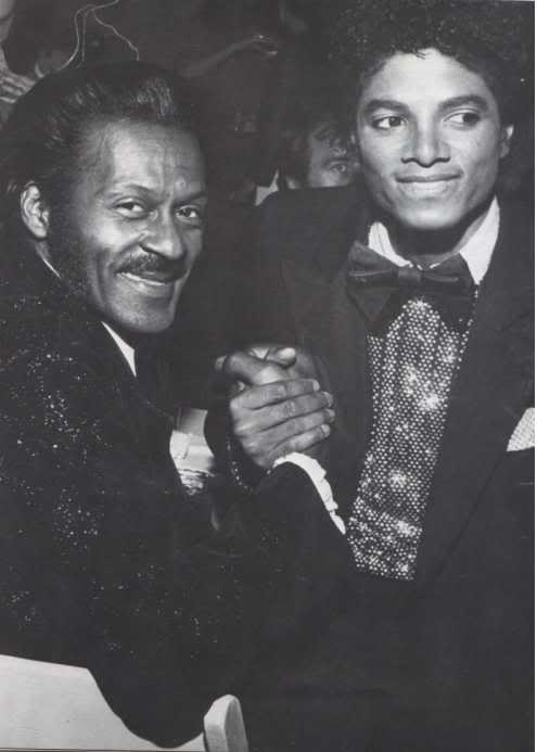 Michael's Favorite Musicians - Page 3 MichaelJackson-WithChuckBerry