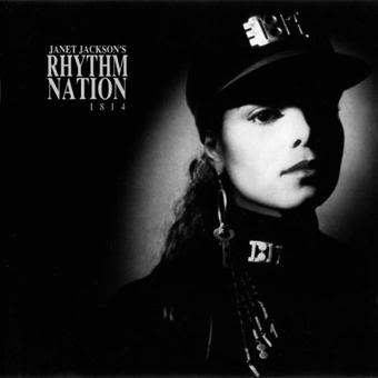 Michael's Favorite Albums RhythmNation1814