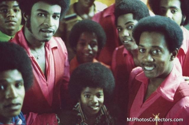 Michael's Favorite Musicians - Page 2 TheTemptations