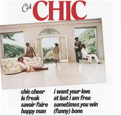 Michael's Favorite Albums Cest_chic