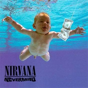 Michael's Favorite Albums Nirvana_nevermind_album_cover