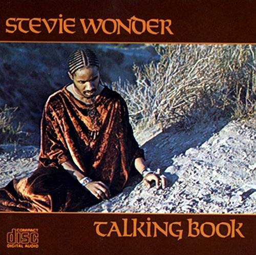 Michael's Favorite Albums Stevie-wonder-talking-book