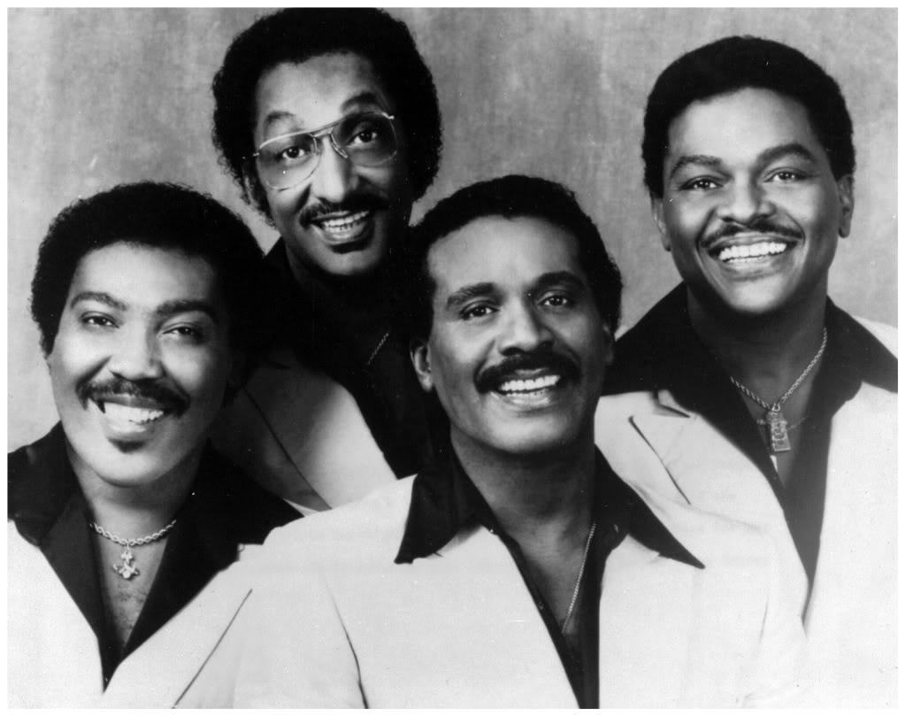 Michael's Favorite Musicians The-four-tops-original