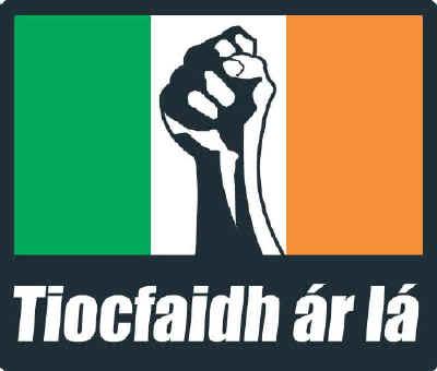 """Asociación hispano-irlandesa """"James Conolly"""" Ourdaywillcome"""