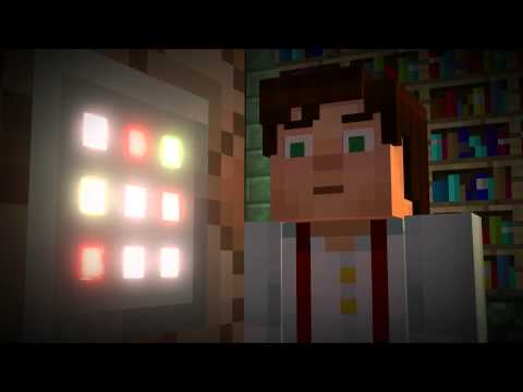 Minecraft: Story Mode - phiên bản mới sắp ra mắt của Minecraft 0
