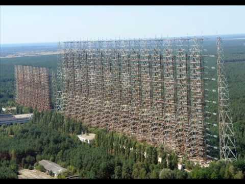 Antenne radar de l'ex URSS... 0