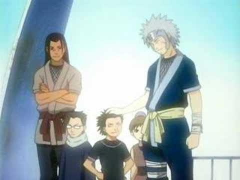 Les équipes Ninjas 0