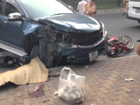 Tai nạn liên hoàn, một phụ nữ tử vong 0