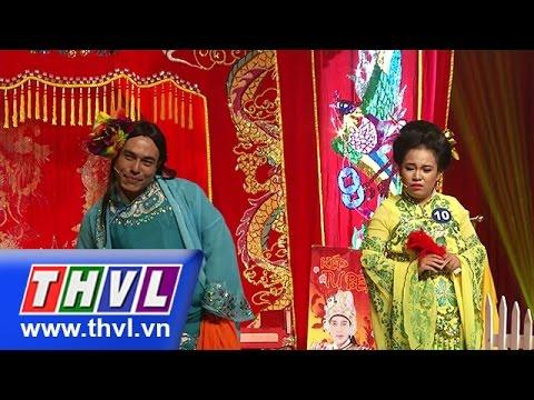 THVL l Cười xuyên Việt (Tập 7): Kép Tư Bền - Nguyễn Thị Thùy Trang, Lê Dương Bảo Lâm 0