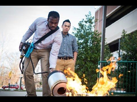 Chàng trai gốc Việt được cả nước Mỹ săn đón nhờ phát minh dập lửa bằng... âm thanh 0
