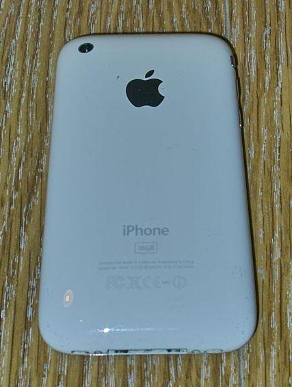 Продам Iphone 3g 16Gb белый 49806c05ef2b66c5835829ffab8403ae