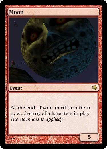 Crusade Card Clash!! Moon