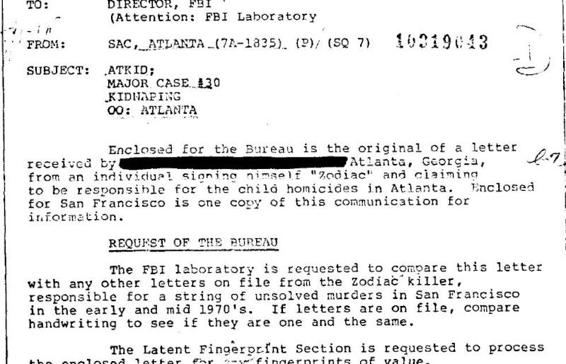 FBI files    FBI20Atlanta20Child20Murders20Memo20On20Zodiac20Letter_zps5f88294b