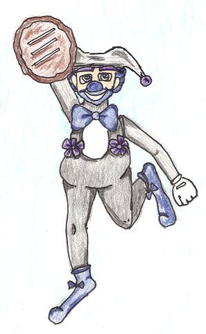 RMXP: XPLAT! (XAS Platformer) Clown