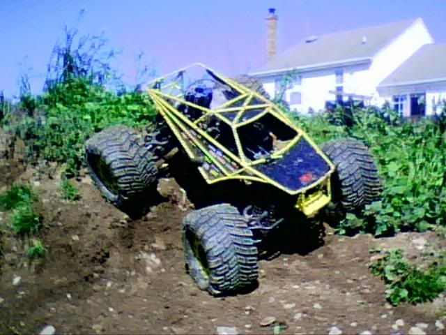 Pics of the Cage I Made.... Tmaxx17