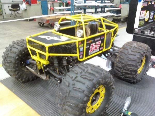 Pics of the Cage I Made.... Tmaxxcage