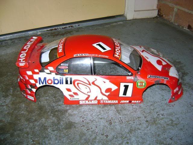 My R/C Car 001-1