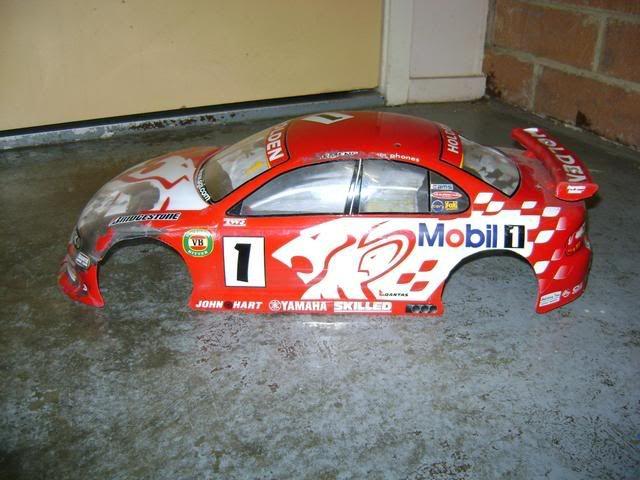 My R/C Car 003