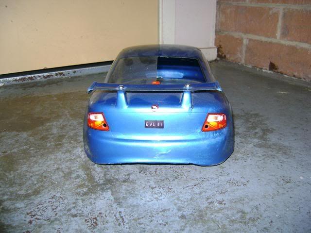 My R/C Car 004