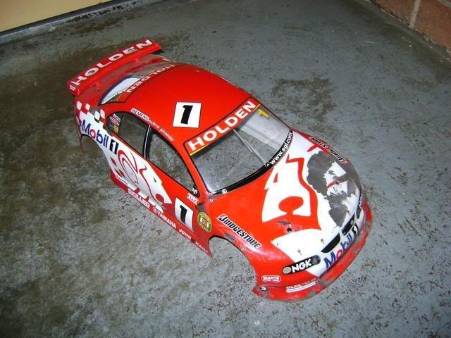 My R/C Car 005-1
