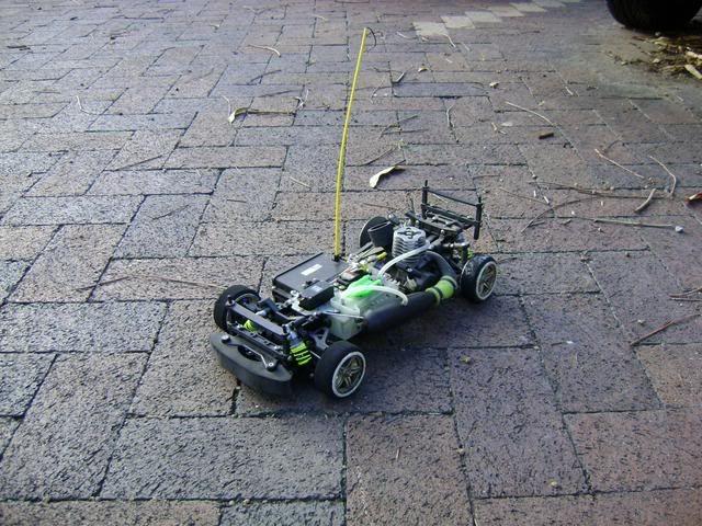 My R/C Car 01