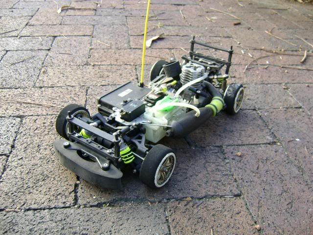 My R/C Car 02