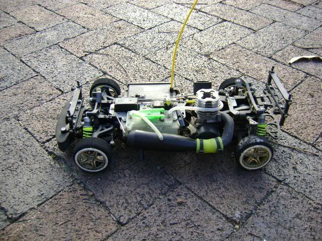 My R/C Car 03
