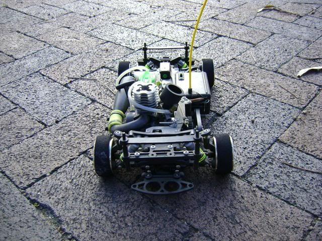 My R/C Car 04