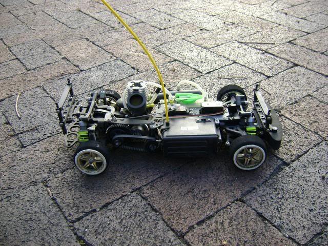 My R/C Car 05