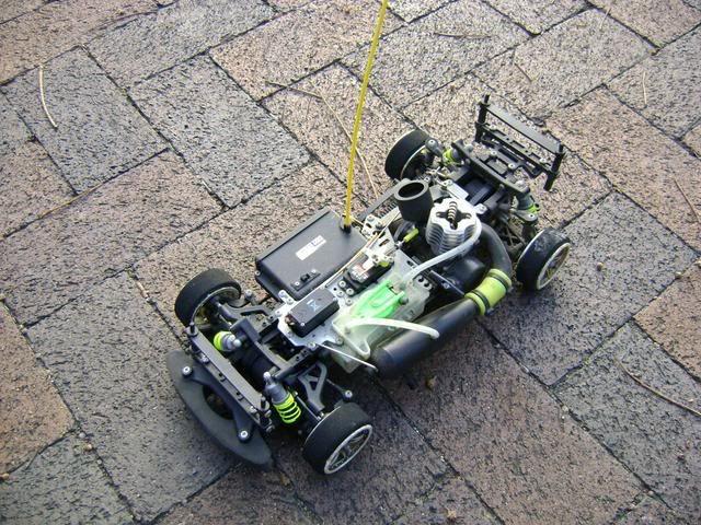 My R/C Car 07