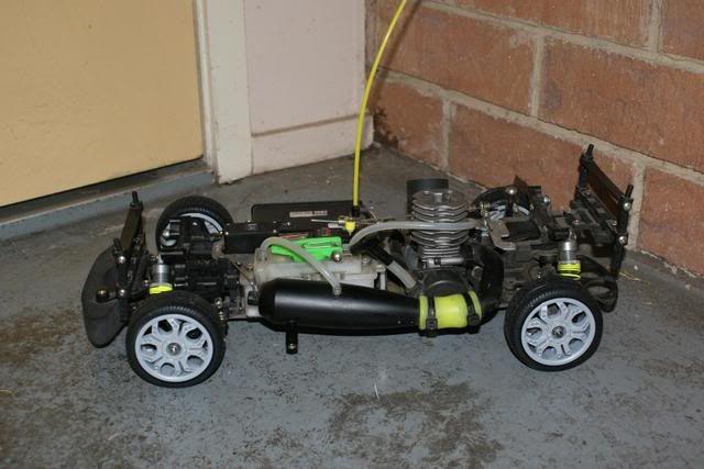 My R/C Car 10